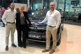 Autovidal Balear presentó el nuevo Honda CR-V