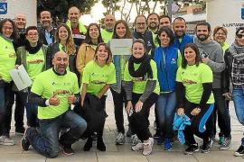 PSA Retail Palma colaboró en el primer Reto solidario SuperKids