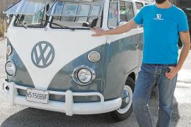 Volkswagen T-1, un capricho de juventud