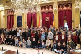 Alumnos de Baleares debaten contra la violencia en la VII edición del Parlament Infantil