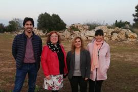 Ses Salines compra el yacimiento talayótico de Els Antigors