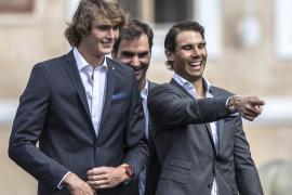 Zverev se acerca al 'Big 3' y Nadal cierra su sexto año como número dos de la ATP