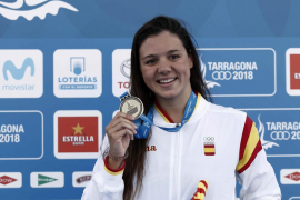 Cuatro baleares lideran a la selección española en el Mundial de natación de China