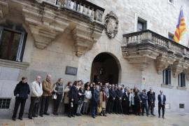 Sesenta y un jueces de 138 de Baleares se suman a la jornada de huelga