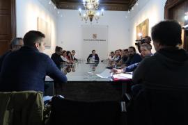 El Govern abre negociaciones con la plantilla de Es Murterar