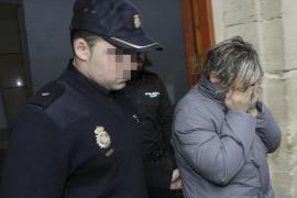 Ingresa en prisión  tras aparecer nuevas pruebas la mujer que presuntamente asesinó a su novio en Cala Major
