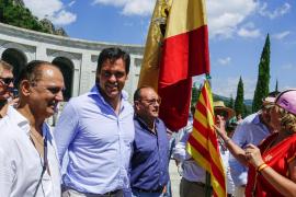 Luis Alfonso de Borbón exalta la obra de Franco este 20N en Instagram