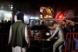 Al menos 50 muertos y 72 heridos en una explosión en Kabul
