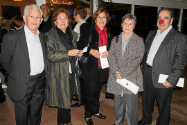 Concierto de aniversario de Son Mir a beneficio de Sonrisa Médica