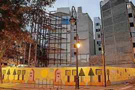 El Ayuntamiento de Palma autoriza la construcción de una nueva finca en el Paseo de Mallorca