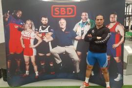 Miquel Àngel Caldentey triunfa en el Campeonato de España de Powerlifting