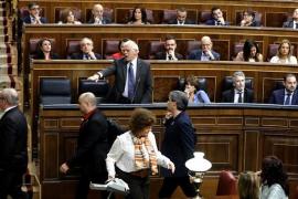 Ana Pastor echa a Rufián del Pleno del Congreso y abronca a todos los diputados