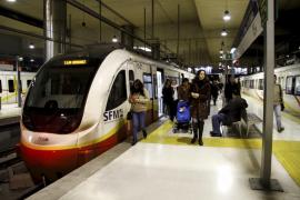 21.000 nuevos usuarios del transporte público de Palma dejan el coche en casa