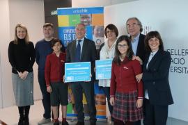 Mata de Jonc y Ágora Portals reconocidos como referentes en derechos de la infancia