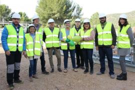 La ampliación del EDAR de Camp de Mar entrará en funcionamiento en marzo de 2019