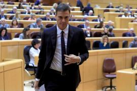 El Senado aprueba una condena del franquismo y la mejora de la Ley de Memoria Histórica
