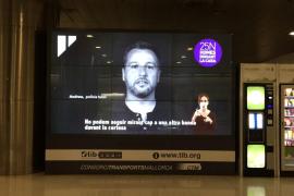Veinticinco hombres dan la cara contra la violencia machista en la campaña del Consell de Mallorca y SFM