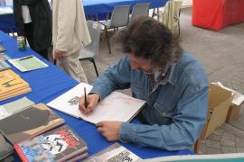 Baleares promociona a sus ilustradores y autores de cómic en México