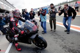 Viñales marca la pauta y Lorenzo y Mir progresan en los test de MotoGP