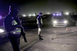 La policía 'cierra' Son Banya por Navidad y los narcos pierden más de 200.000 euros