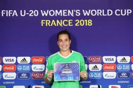 España, capitaneada por Cata Coll, se clasifica para los cuartos del Mundial sub 17