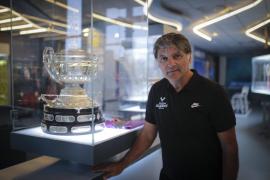 El Comité Olímpico Español premiará a Toni Nadal