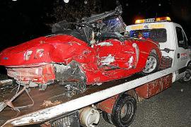 Tres muertos en accidentes de tráfico en menos de 24 horas en Alcúdia y Valldemossa
