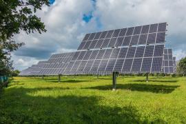 El 2 % de Baleares bastaría para abastecer con renovables a toda la población