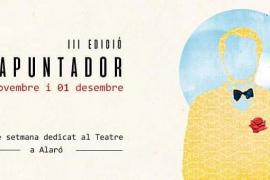 Fin de semana teatral en Alaró con la tercera edición del festival 'S'Apuntador'