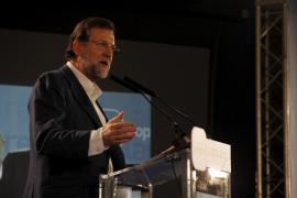 Rajoy pide al Govern que plantee una cuestión confianza o adelante elecciones