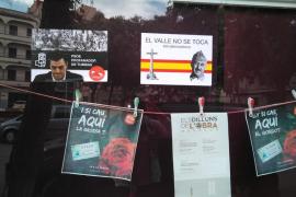 El PP de Manacor condena el ataque con carteles fascistas a la sede del PSIB