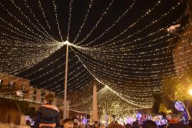 Encendido de las luces de Navidad 2018 en Palma