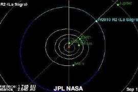 El cometa descubierto en Mallorca podría desvelar el origen de la vida en la Tierra