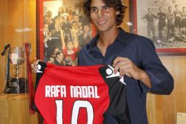 Rafa y Miguel Ángel Nadal venden sus acciones del Mallorca