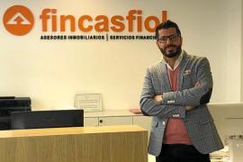 Roberto Fluxà, gerente de Fincas Fiol