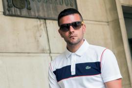 Ángel Boza, miembro de 'La Manada', condenado por hurto