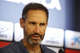 Vicente Moreno cree que el Numancia es un rival «peligroso» para el Mallorca