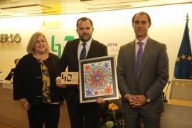 La FEHM recibe el Premio Pioneros en Turismo Social otorgado por el Imserso con motivo de su 40 aniversario