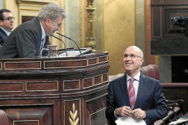 Duran i Lleida afea a Rajoy que no se moje en el pacto fiscal