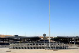 Baleares pagará casi 87 millones de euros al aeropuerto de Ciudad Real