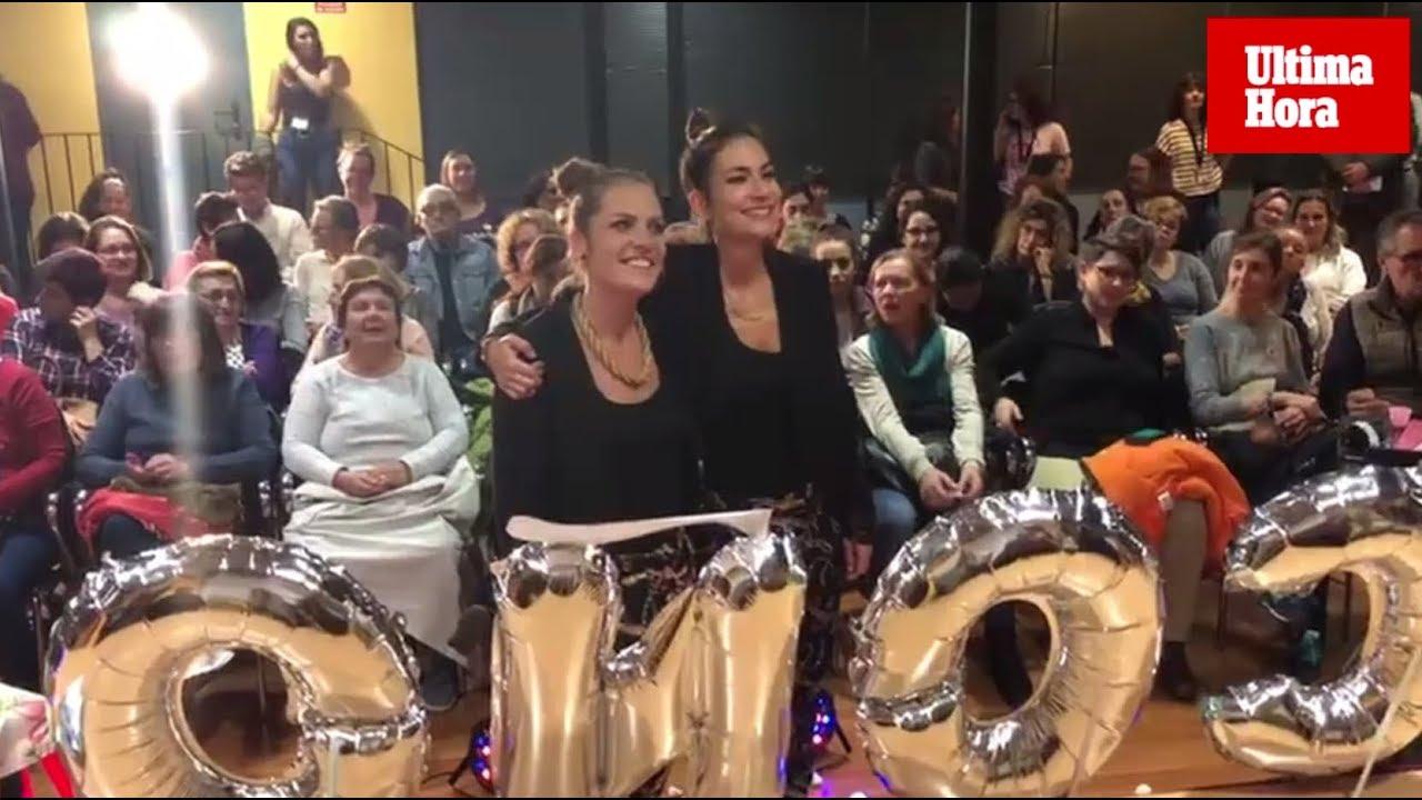 'Chocho Charla' en Palma: «Nuestras vulvas son una fuente de placer y no nos lo han contado»