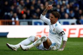 Sergio Ramos dio positivo en la final de Champions de 2017 según 'Football Leaks'