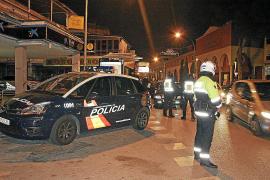 Piden 12 años para tres hombres por fingir ser guardias civiles y amenzar al dueño de un bar