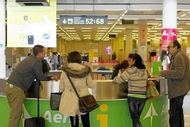 Indignación en Baleares por las subidas de precios de los billetes de las aerolíneas