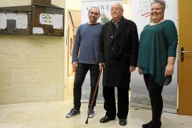 Macià Capó, Joana Cabot y Andreu Oliver 'Majoral' reciben los Brot de Pi en Santa Maria