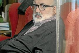 El escritor Valentí Puig