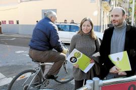 El PSM reclama una ordenanza de la bicicleta «por consenso»