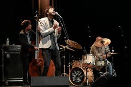 Salvador Sobral ofrece un emotivo concierto en Palma