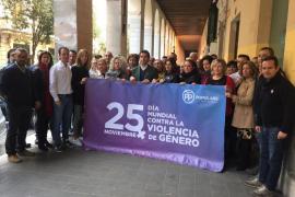 Company pide endurecer las medidas para combatir la violencia de género