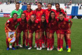 Cata Coll mete a España en las semifinales del Mundial Sub 17